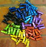 DT SWISS & WS Alloy Nipples 14 & 15 g. Silver Black Gold Blue Red Green Purp NEW