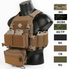 Emerson Tactical FCS Slicker Plate Carrier Sack Pouch Micro Fight Chassis Chest