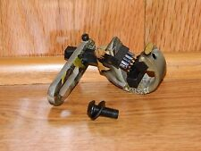 Hostage Bow Rest- Camo finish - Right or Left handed bows