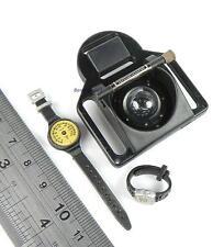 1/6 Scale Hot Toys Navy Seal HALO UDT Navigation Board + Depth Gauge + Watch