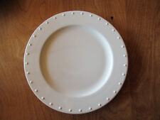 Waechtersbach Germany REALIFE IVORY TAN Set of 3 Dinner Plates 10 3/4""