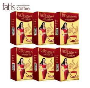 6XmFatis Coffee Plus Instant Mixed Ginseng Tank rental Ganoderma Sugar Free 225g