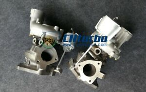 New Porsche Cayenne 948 4.5 RHF5H Turbocharger 94812301656 94812301556 VVQ1 VVQ2