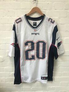 MILEXING Maillot de football am/éricain Tom New England # 12 Bleu Nacy Brady Patriots avec l/égende invers/ée en jersey respirant pour homme
