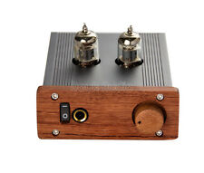 Single-ended Class A Stereo Tube Headphone Amplifier Audio HiFi Preamplifier New