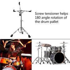 Snare Drum Stand - Chrome Hardware Percussion Tom Holder Mount Adapter AL