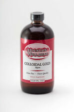 Mountain Well-Being Colloidal Gold Automizer / Ultra Pure Water Liquid - 8.6 oz.