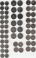 Jersey Coins 5p 10p 20p & 50p (1980s-2016) Multi listing (With rant)