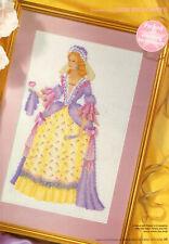 Hanover Lady Cross Stitch Magazine Pattern - Sue Page - Historical Costume