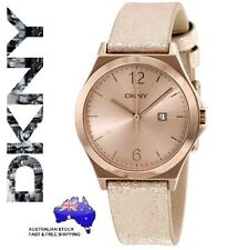Stainless Steel Case Ceramic Band DKNY Wristwatches