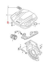 push-on connector left front AUDI VW Audi A3 Cabriolet 06J103226A