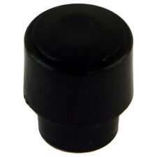 Black Tele Telecaster pickup switch tip, fits standard Fender switch