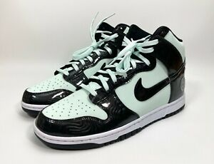 Nike Dunk High SE All Star 2021 Barely Green And Black Men's US Size 11.5