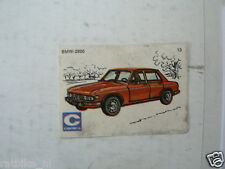 C13 CENTRA LUCIFERS,MATCHBOX LABELS OLDTIMER CAR BMW 2800