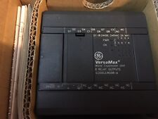 GE FANUC  IC200UER008-A VersaMax Micro Controller PLC 8 Point Expantion DC/Relay
