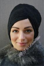 Lace Hijab Cap - HIJAB UNDERSCARF HEADBAND EID WEDDING
