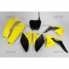UFO Motocross Plástico Kit Suzuki se 250 2011 - 2012 OEM Color Sukit 413E-999