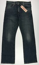 Levi's Men's 517 Slim Boot Cut Jeans Size 36x32 Blue Low Rise Stretch Denim