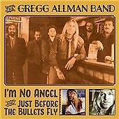 Gregg Allman Band - I'm No Angel/Just Before the Bullets Fly (2015)  2CD  NEW