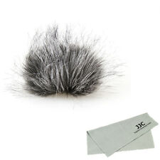 Wind Tech Mic-Muff Fitted Fur Windscreen Sony PCM-D1 D50 Tascam DR-40 Zoom H2 H4
