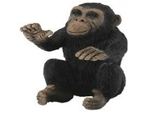 Chimpanzee-young hanging 1 5/8in Wild animals Collecta 88494