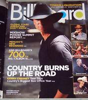 Billboard Magazine October 21 2006 Kenny Chesney Johnta Austin Barry Manilow