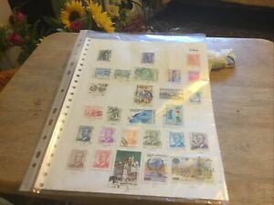 Syria Used Stamps Lot