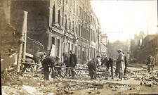 Ipswich. Fire at Frasers Waterloo Hotel # 10 by Tunn & Co.,Ipswich.