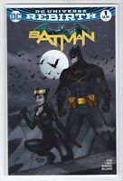 Batman DC Comics Rebirth Issue #1 (Ant Lucia Variant Cover) only 1500 printed!
