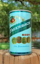 New listing Sharp Fauerbach Zip Tab Pull Tab Beer Can! Tab Intact!