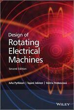 Design of Rotating Electrical Machines by Tapani Jokinen, Valeria Hrabovcova...