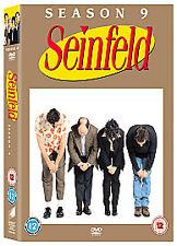 SEINFELD - SERIES 9 - COMPLETE NEW REGION 2 DVD