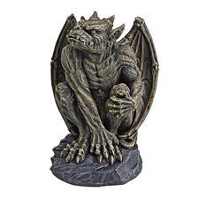 Gothic Sentinel Gargoyle Sculpture Medieval Statue