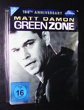 GREEN ZONE LIMITED STEELBOOK EDITION BLU-RAY FAST SHIPPING NEW & VINTAGE