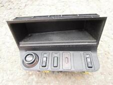 BMW E36 Mittelkonsole Ablagefach Schalter Sitzheizung ASC Schaltzentrum