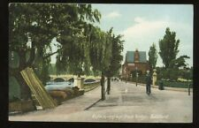 Beds BEDFORD 1914 Embankment Bridge PPC