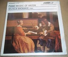Backhaus HAYDN Piano Music - London STS 15041 SEALED