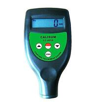 Probes measure varnish layer plastic copper zinc Coating thickness gauge CC4012