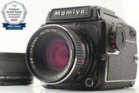 【NEAR MINT】 Mamiya M645 1000s WLF + Sekor C 80mm f/2.8 w/ Hood From Japan 1222