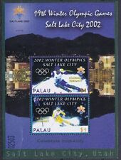 Palau 2002 Bf 144 Giochi Olimpici Salt Lake City (II) mnh