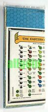Dungeons & Dragons TRAIL MAP GAZETTEER THE EASTERN COUNTRIES (TM2) TSR #9404 D&D