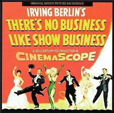Irving Berlin: There's No Business Like Show Business Soundtrack new CD OOP