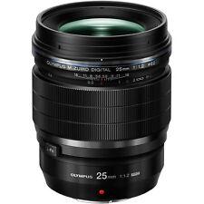 New OLYMPUS Micro Four Thirds lens M.ZUIKO ED 25mm F1.2 PRO f/1.2 FREE SHIP