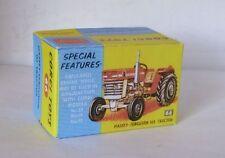 Repro Box Corgi Nr. 66 Massey-Ferguson Traktor