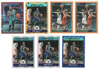 x7 Different KEMBA WALKER ALL Serial Numbered card lot/set SN#d /25 /75 Celtics!