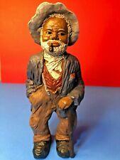 """All God's Children"", Martha Holcombe Figurine Artwork, ""Uncle Bud"" #103"