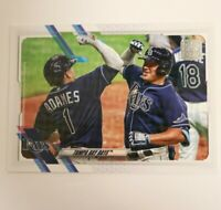 2021 Topps #222 Tampa Bay Rays