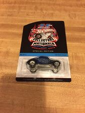 Hot Wheels 11th Nationals Convention Finale Ticket Car '36 Ford Coupe 365/1200