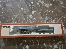 "TYCO HO-SCALE ""CHATTANOOGA 638"" TRAIN LOCOMOTIVE/STEAM ENGINE W/TENDER"