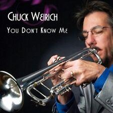 "Chuck Weirich Smooth Jazz Trumpet CD ""You Don't Know Me"" Herb Alpert Tribute"
